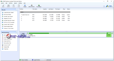 AOMEI Partition Assistant All Edition 6.1.0 Full Version