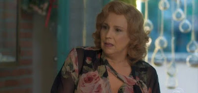 Ondina (Ana Beatriz Nogueira) revelará que teve uma filha roubada em O Sétimo Guardião