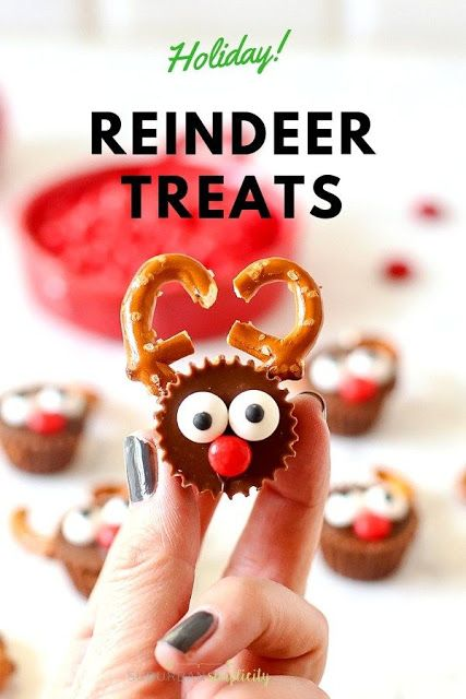 Reese's Reindeer Treats