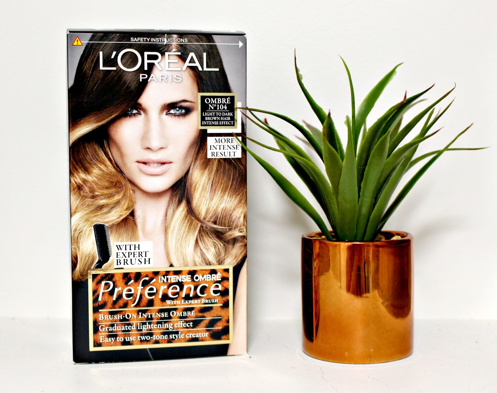 Loreal Intense Ombre Preference Review Shay Kennedy