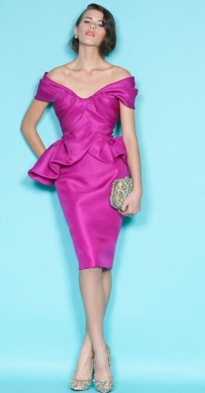sukienka-purpurowy