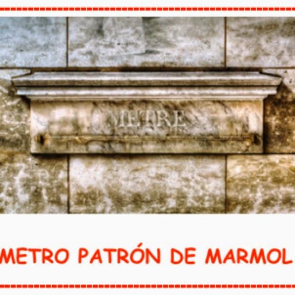 Vampiro erudito historia del metro for Definicion de marmol