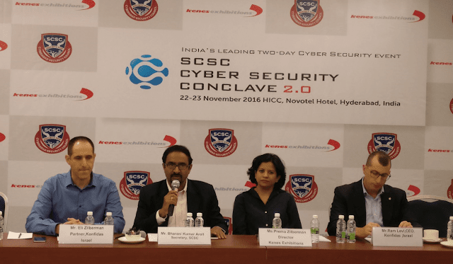Cyber Attack Scenario & Cyber Security Policy to drive National Conclave agenda