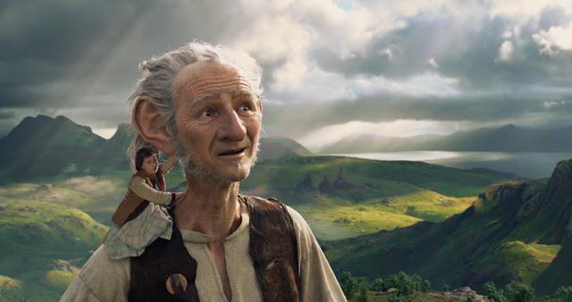 "Confira o trailer inédito da fantasia ""O Bom Gigante Amigo"", de Steven Spielberg"