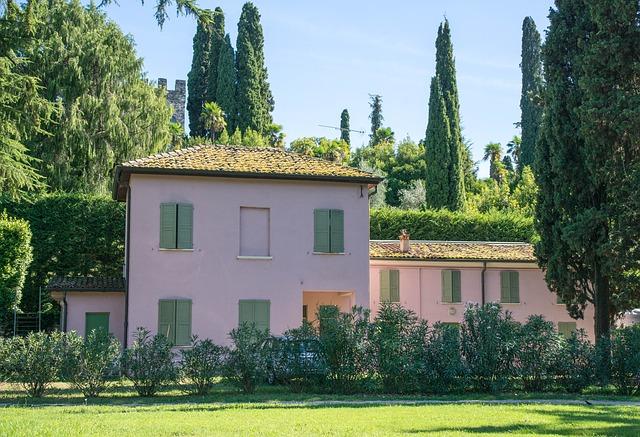 Dekorasi Rumah Mewah Mediterania