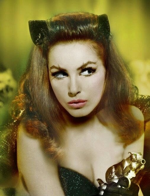 MULHER-GATO (CAT-WOMAN) LEE MERIWETHER