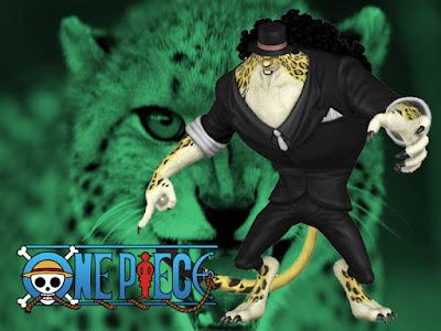 Rob Lucci Leopard