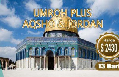 Umroh Plus Aqsho Jordan