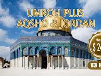Umroh Plus Aqsho Jordan Januari 2019
