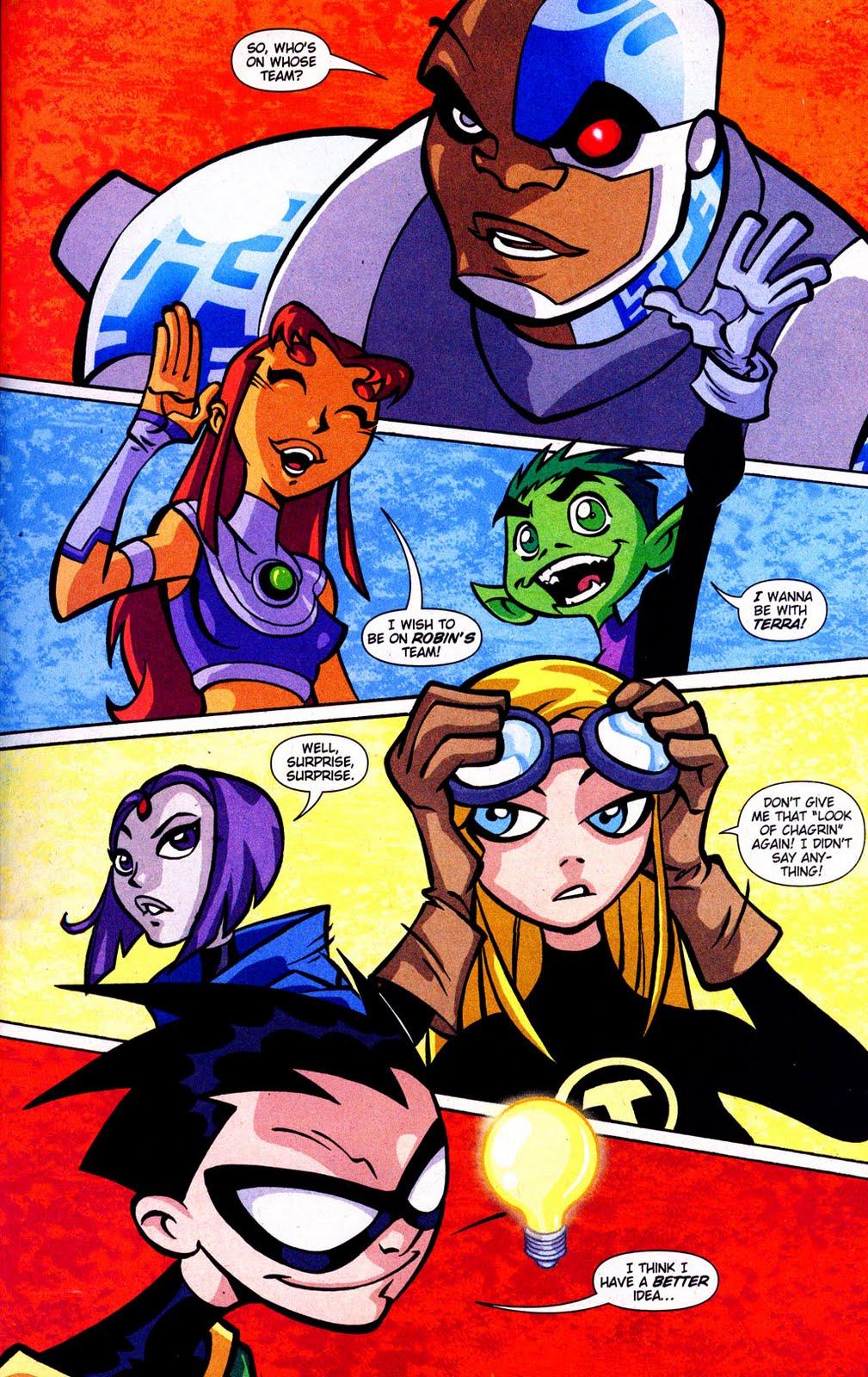 Teen Titans Go 11 Countdown-9915