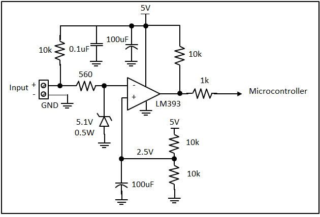 electronic design  short circuit monitoring