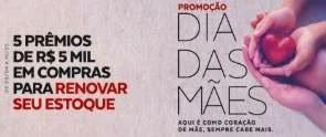 Promoção Mega Polo Moda Dia das Mães 2019 - 5 Prêmios 5 Mil Reais em Compras