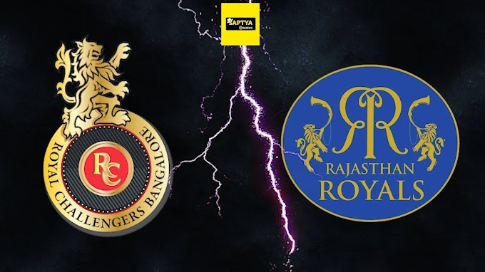 MATCH 14: RCBvsRR ! Good news for RCB he has also joined the Challengers' squad