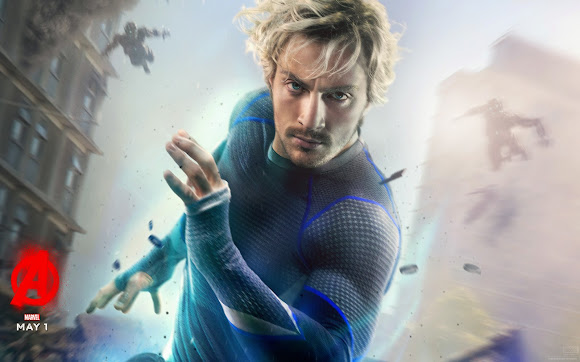 Quicksilver Avenger Age of Ultron Wallpaper