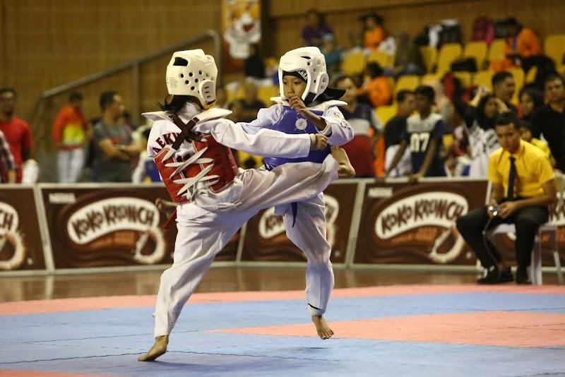 Bintang-Bintang Muda Taekwondo Berentap Rebut Emas & Takhta Di Kejohanan Taekwondo Remaja Nestlé KOKO KRUNCH® Ke-13
