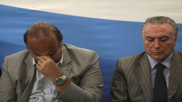 Detienen a gobernador de Río de Janeiro por corrupción