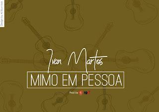 Ivan Martos-Mimo em pessoa