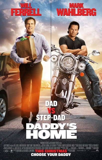 Daddy's Home (2015) Full Movie