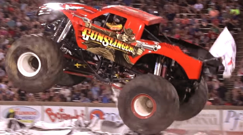 Monster Jam Quietly Removes All Gun Related Images Names From Monster Trucks Madness Hub