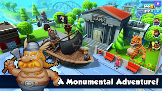 Adalah sebuah game bertema mainan masa kecil yang kurasa tidak cocok untuk anak Unduh Game Android Gratis Toysburg apk + obb