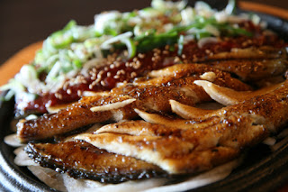 Kuliner Jangeo gui - Korea