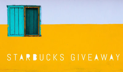 Enter the August Starbucks $100 Insta Giveaway. Ends 9/18. Open WW