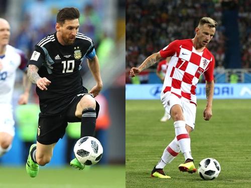 5 điểm nóng quyết định đại chiến Argentina vs Croatia