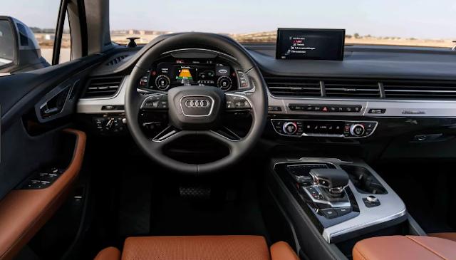 2017 Audi Q7 e-tron TDI Plug-In Hybrid Review