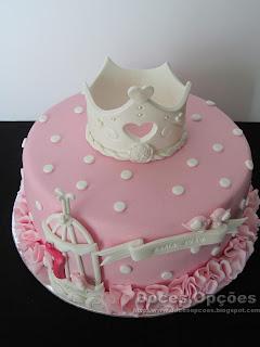 bolo aniversário princesa