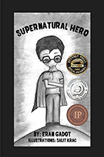 Supernatural Hero (Book 1) (Action & Adventure)