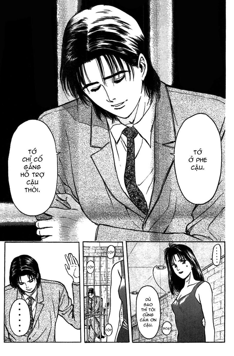 Psychometrer Eiji chapter 62 trang 11