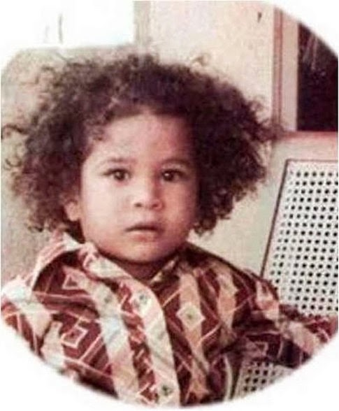 Quotes By Famous Indian Personalities: Childhood Picture Of Cricketers