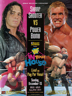 WWF / WWE  In Your House 12 - It's Time: Event poster