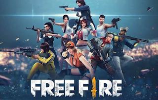 Senjata favorti di game free fire