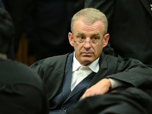 Oscar Pistorius From the Courtroom Week 4
