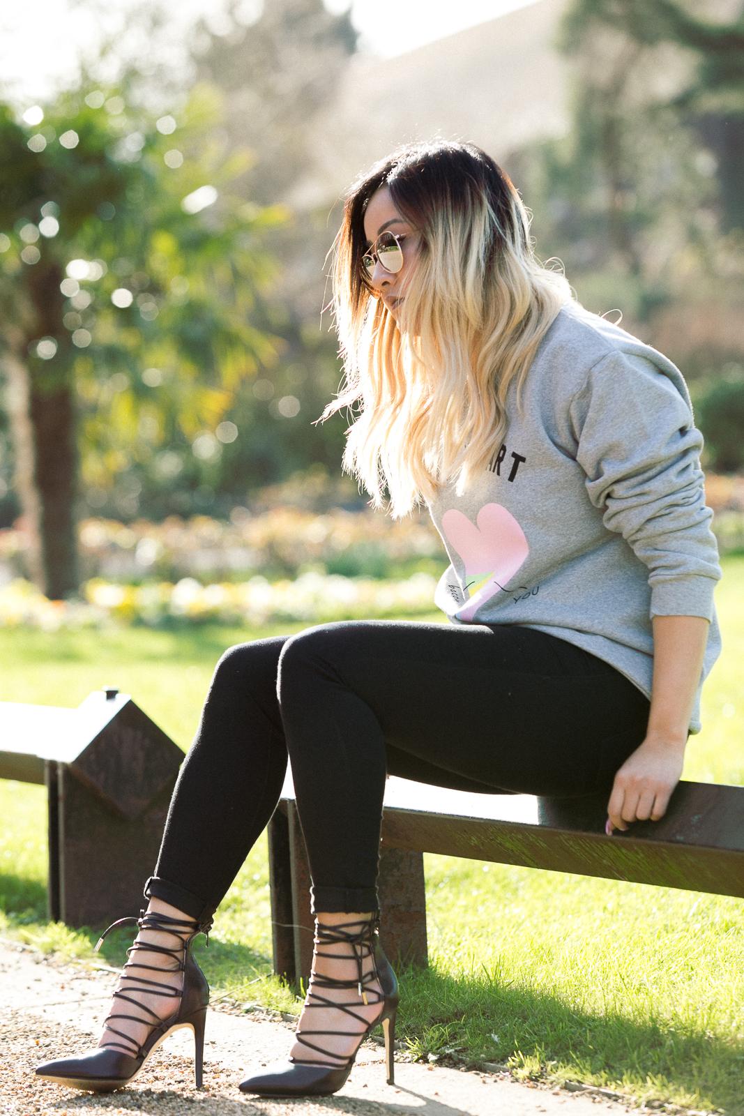 julie ly fashion blogger