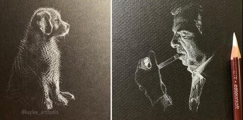 00-Kay-Lee-Pencil-Cross-Hatch-Drawings-www-designstack-co