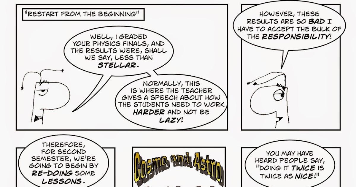 Cosmo and Astro Get Schooled: Episode 134: