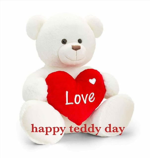Happy Teddy Day I Love You Quotes