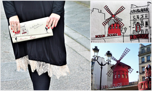 Slip Dress à la Moulin Rouge OOTD + Linkup