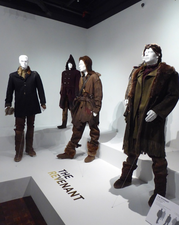 Revenant film costumes