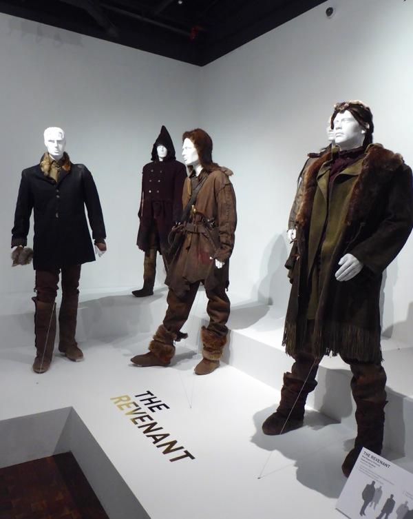 Revenant film costumes