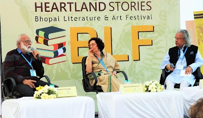 Jagran Lakecity University supports first ever Bhopal Literature & Art Festival as an Academic Partner.