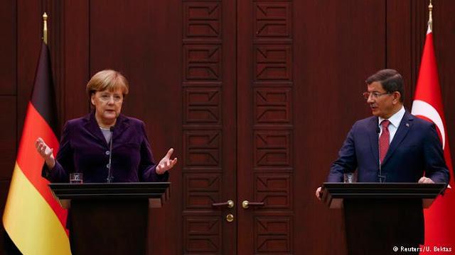 Γιατί Μέρκελ - Ερντογάν βάζουν το ΝΑΤΟ στο παιχνίδι