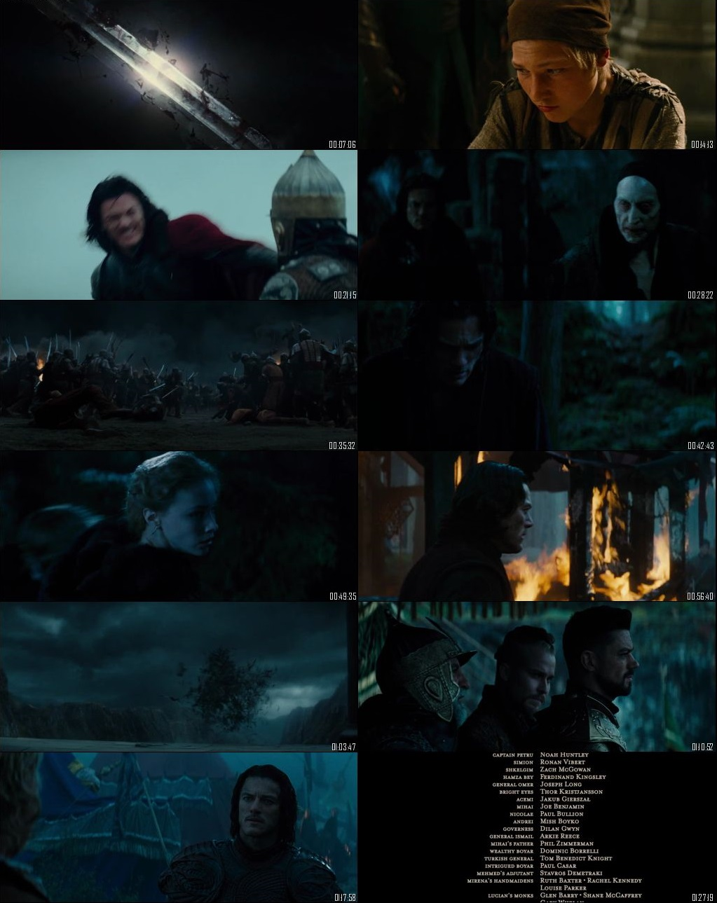 Dracula Untold 2014 Full Movie Download In Hindi Dubbed BluRay 720p 811MB