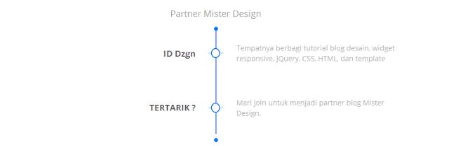 Halaman Link Partner