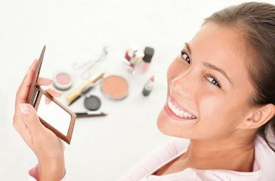 6 Tips dan Cara Make up Untuk Wajah Berminyak Agar Terlihat Cantik