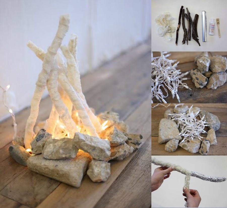 cómo-hacer-una-hoguera-sin-fuego