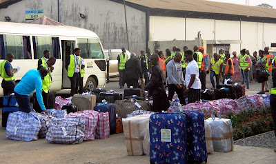 50 Nigerians Deported From European Countries Arrive Lagos