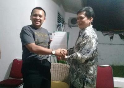 Pengusaha Angkutan Lampung Dukung Ridho-Bachtiar